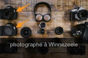 Photographe à Winnezeele