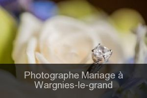 Photographe Mariage à Wargnies-le-grand