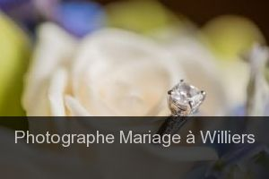 Photographe Mariage à Williers